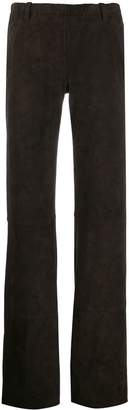 STOULS Oswald velour trousers