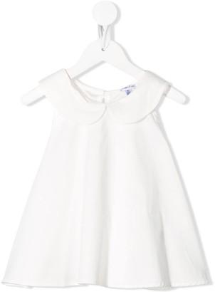 Piccola Ludo Peter Pan-Collar Dress
