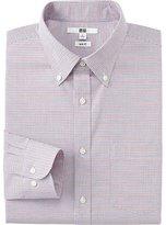 Uniqlo Men's Easy Care Broadcloth Slim-Fit Dress Shirt