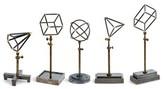 Regina-Andrew Design Regina Andrew Set Of 5 Geometric Sculptures