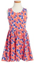 Tea Collection Toddler Girl's Rock Melon Fit & Flare Dress