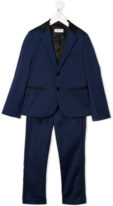 Paolo Pecora Kids Two-Tone Two Piece Suit
