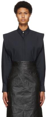 Isabel Marant Navy Talki Shirt