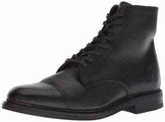 Frye Men's Seth Cap Toe Lace Up Fashion Boot