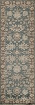 "Momeni Rugs PATINPT-01IND2680 Patina Collecion, 100% Wool Hand Knotted Traditional Area Rug, 2'6"" x 8' Runner"