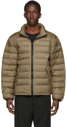 The Very Warm Tan Liteloft Puffer Jacket