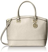 Anne Klein New Recruits Dome Large Satchel Bag