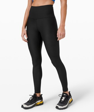 "Lululemon Mapped Out High Rise Tight 28"" *Camo"