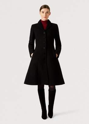 Hobbs Milly Wool Blend Coat