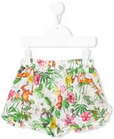 MonnaLisa Jungle Book print shorts