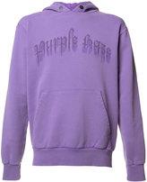 Palm Angels 'Purple Haze' hoodie - men - Cotton - XL