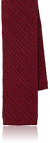 Barneys New York Men's Square-Tip Silk Necktie