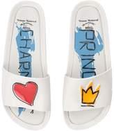 Vivienne Westwood Anglomania + Melissa Beach Slide II Women's Shoes