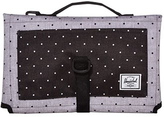 Herschel Supply Co. Kids Sprout Change Mat (Summer Floral Black) Diaper Bags