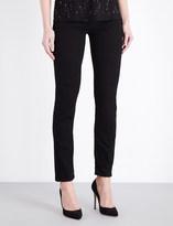 J Brand Amelia slim-fit mid-rise jeans