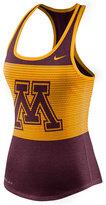 Nike Women's Minnesota Golden Gophers Dri-Blend Mesh Tank Top