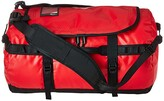 The North Face Base Camp Duffel - Small (TNF Red/TNF Black) Duffel Bags