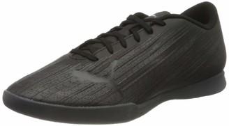 Puma Men's Ultra 4.1 IT Football Shoe Black Black Black 6.5 UK