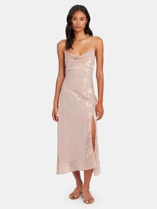 ASTR the Label Gaia Midi Dress