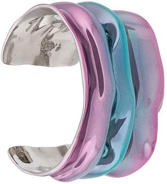 Annelise Michelson Draped cuff bracelet