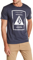Volcom Common Short Sleeve Heather Tee