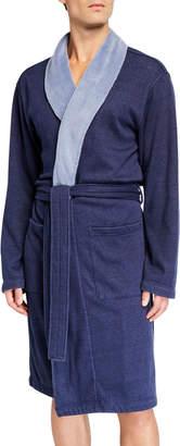 UGG Men's Robinson Two-Tone Robe