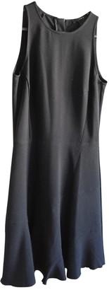 SET Blue Cotton - elasthane Dress for Women