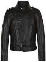 Vivienne Westwood Point Collar Motorcycle Jacket