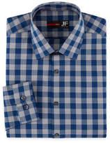 Jf J.Ferrar Jf Easy-Care Stretch Slim Fit - Big And X-Tall Long Sleeve Dress Shirt