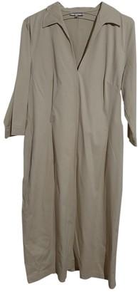 Gerard Darel Beige Cotton Dress for Women
