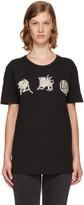 Alexander McQueen - T-shirt à logo