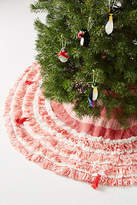 Anthropologie Layered Loops Tree Skirt