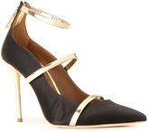 Malone Souliers 'Robyn' pumps - women - Nappa Leather/PVC - 36