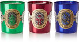Diptyque Un Encens étoile, épices Et Délices, Le Roi Sapin Set Of Three Candles, 70g - one size