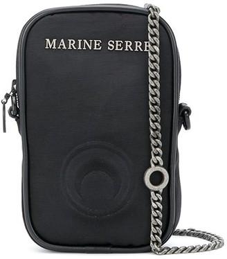 Marine Serre Mini Faille Camera Bag