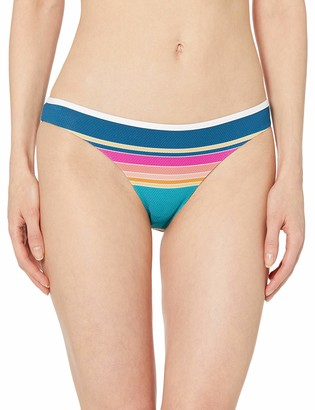 Rip Curl Junior's Golden Haze Skimpy Hi Leg Bikini Bottom