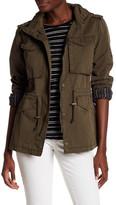 Tommy Hilfiger Stowable Hood Field Jacket