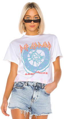 Junk Food Clothing Def Leppard Adrenalize Tee