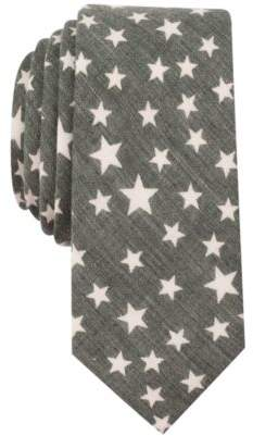 Original Penguin Men's Palmer Star Neat Slim Tie