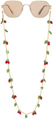 my my my Strawberry Sunglass Chain