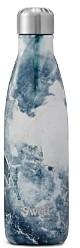 Swell Blue Granite Bottle, 17 oz.