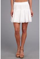 BCBGMAXAZRIA Lourdes Woven Sportswear Skirt