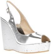 Jimmy Choo wedge sandal