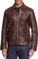 Andrew Marc Outpost Leather Jacket