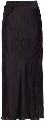 ATM Anthony Thomas Melillo Silk Maxi Skirt