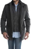 Cole Haan Wool-Blend Blazer Coat - Zip-Out Bib, Insulated (For Men)