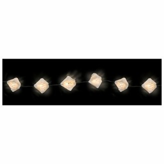 Amscan Honeycomb LED 42 ft. 10-Light Shaded String Light