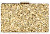 Sasha Glitter Embellished Box Clutch