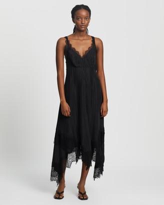 AllSaints Skylar Lace Dress
