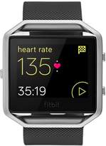 Fitbit BLAZE Watch black/silvercoloured